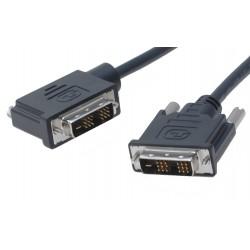 DVI-D Single Link DVI kabel...