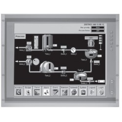 """19"""" TFT panel PC med Core..."""