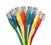 Katt. 6 kablar alla färger