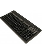 Mer än 130 olika tangentbord