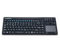 Vandtætte IP65-IP68 tastaturer