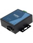 Serieport server / Seriell Device server